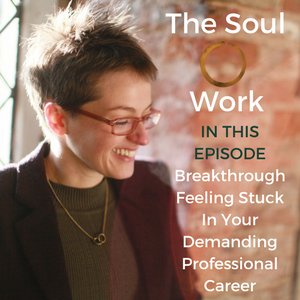 Breakthrough Feeling Stuck In Your Demanding Professional Career